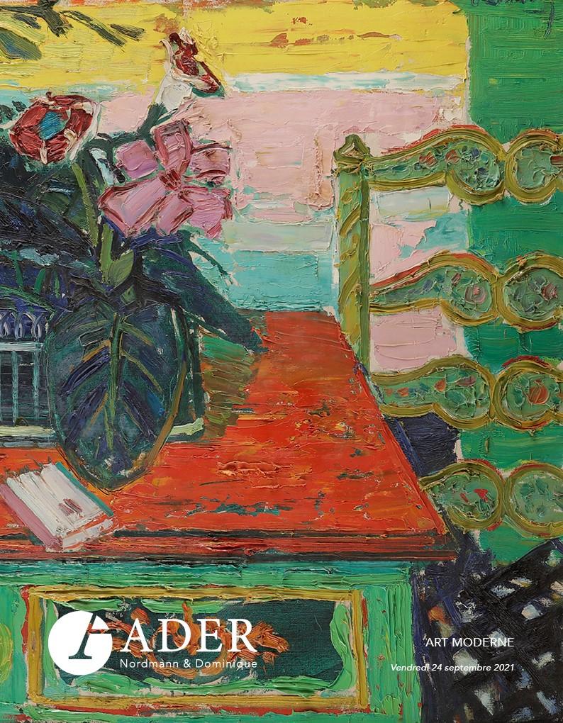 Auction Art Moderne at Ader : 248 lots