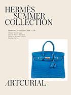 Vente Hermès Summer Collection (Monaco) chez Artcurial : 71 lots