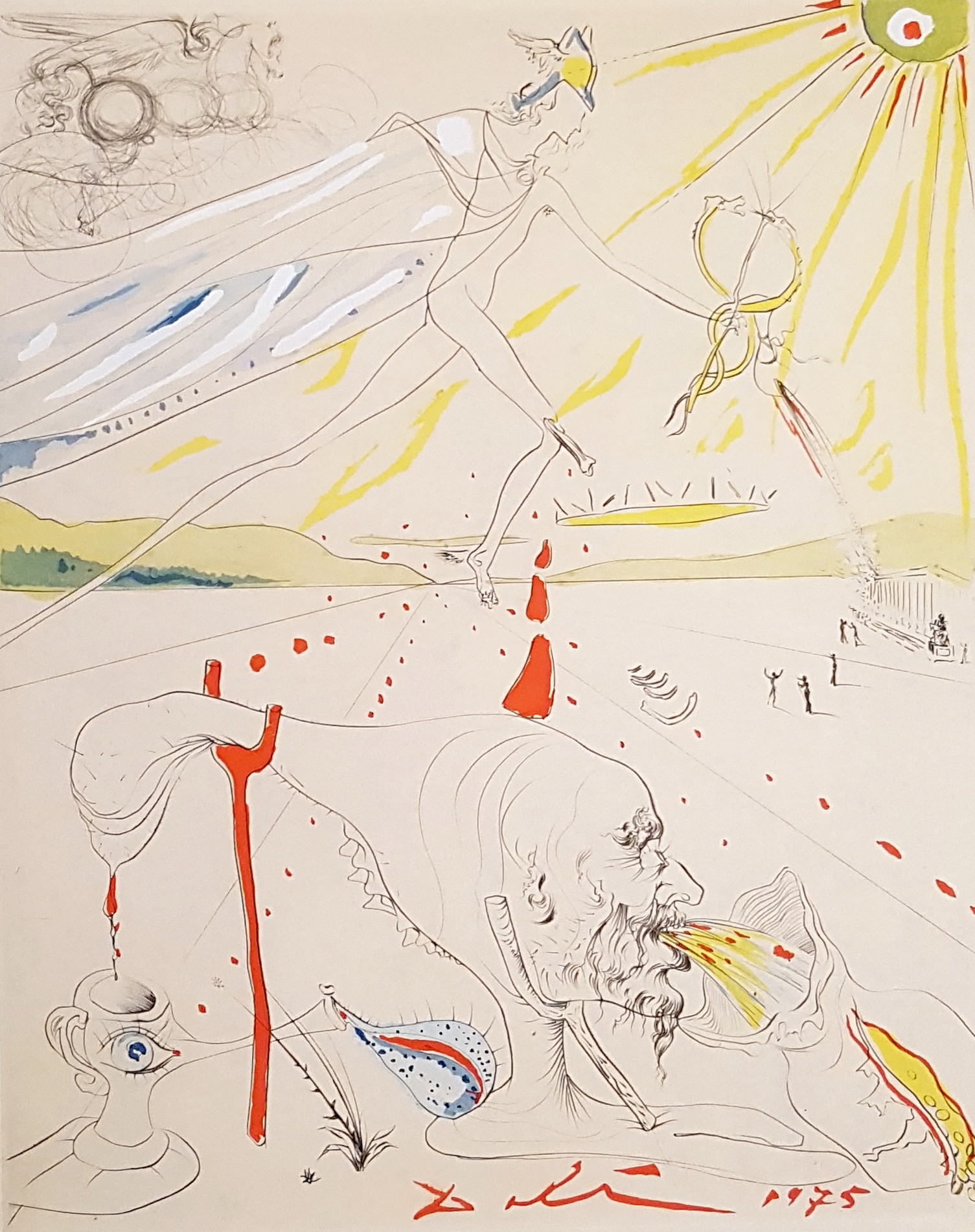 Vente Picasso, Dali, Chagall, Dufy, Combas, Orlinski, Haring... Pièces uniques et éditions limitées  chez Sadde - Dijon : 248 lots