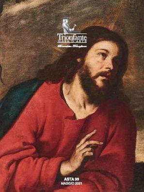 Vente Peintures des XIX et XXème siècles, Meubles, Objets de Collection chez Benedetto Trionfante Casa d'Aste SRL : 214 lots