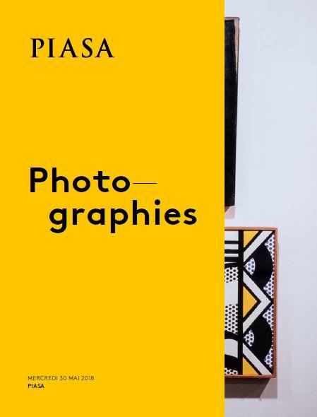 Vente Photographies chez Piasa : 72 lots