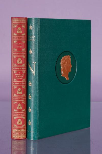 Guitry (Sacha) - 2 ouvrages  > Napoléon Ed. Raoul Solar 1 volume in-2°, édition [...]