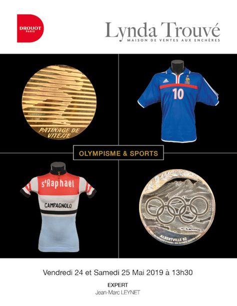 Vente Sports et Collections - 2ème Partie chez Lynda Trouvé OVV : 439 lots