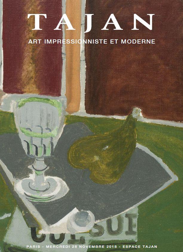 Vente Art Impressionniste et Moderne chez Tajan : 48 lots