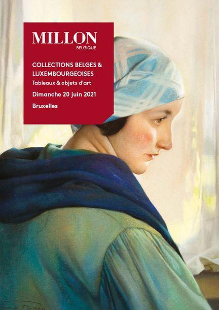 Vente Collections Belges & Luxembourgeoises chez Millon Belgique : 289 lots