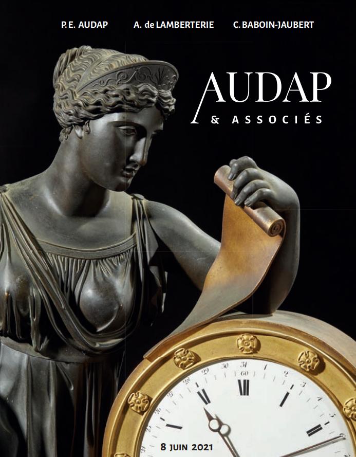 Vente Tableaux & Dessins anciens - Mobilier & Objets d'art - Arts d'Asie chez Audap & Associés : 244 lots