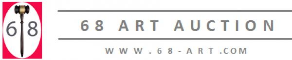Logo de 68 Art Auction