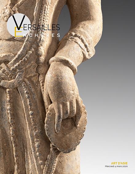 Vente Art d'Asie chez Versailles Enchères  : 179 lots