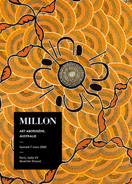 Vente Art Aborigène, Australie chez Millon et Associés Paris : 161 lots
