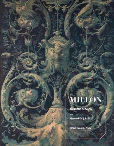 Vente Tableaux Anciens chez Millon et Associés Paris : 96 lots