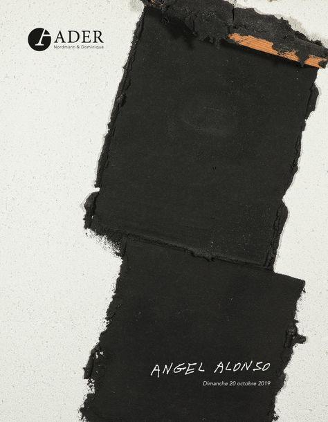 Vente Angel Alonso - Spécial Fiac ! chez Ader : 76 lots