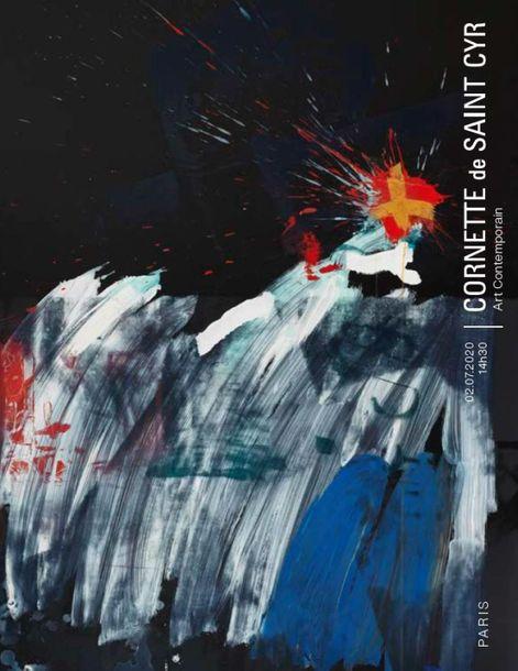 Vente Art contemporain chez Cornette de Saint Cyr Paris : 148 lots