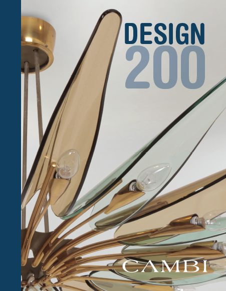 Vente Design 200 (Milano)  chez Cambi Casa d'Aste : 200 lots