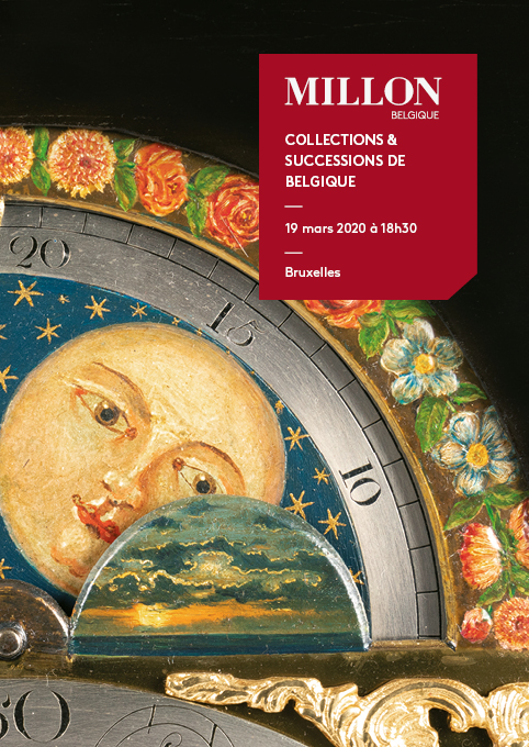 Vente Collections & Successions de Belgique chez Millon Belgique : 284 lots