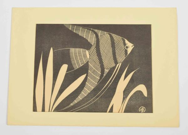 [Fine arts: 20th-century graphic arts (lithography, etchings etc.) part I] Samuel [...]