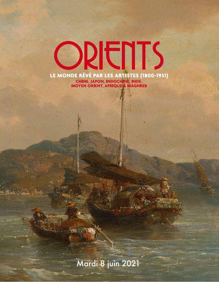 Vente Orient - Le Monde rêvé par les Artistes chez Lynda Trouvé OVV : 406 lots