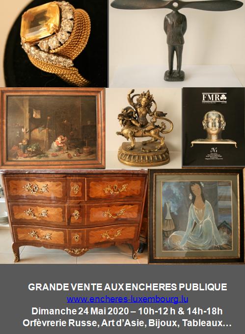 Vente Vente de Prestige chez Kanerz Art : 593 lots