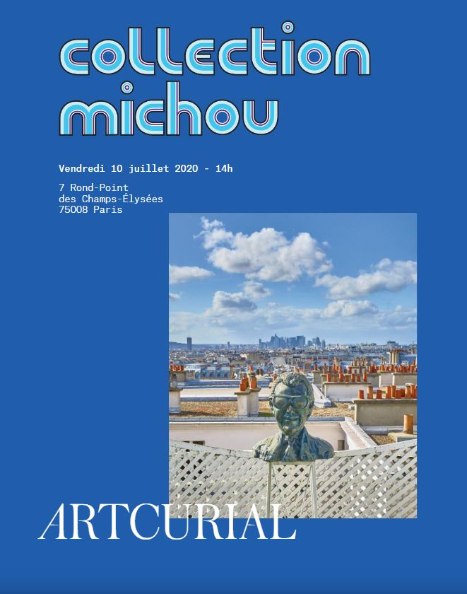 Vente Collection Michou chez Artcurial : 255 lots
