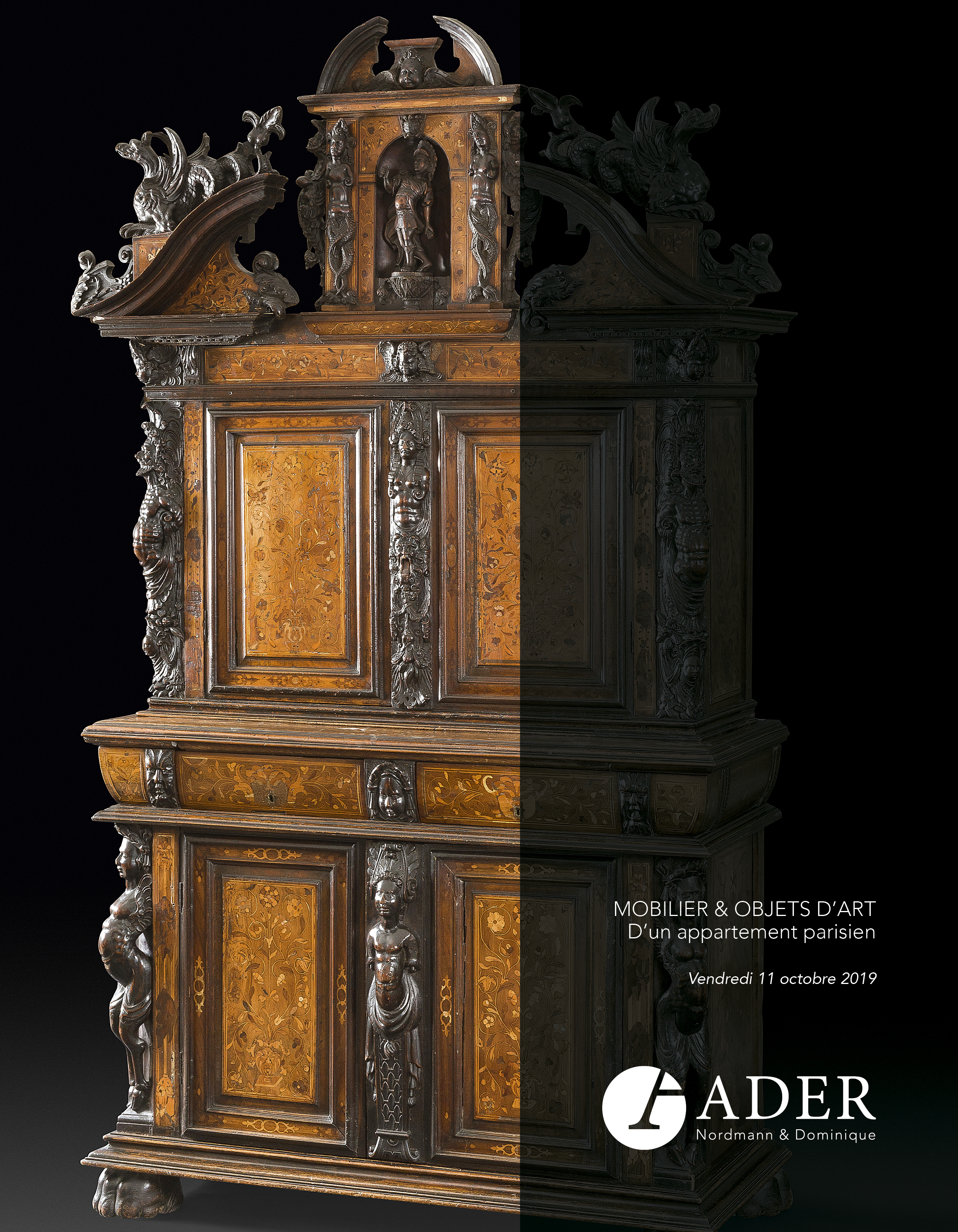 Vente Mobilier et Objets d'Art chez Ader : 187 lots