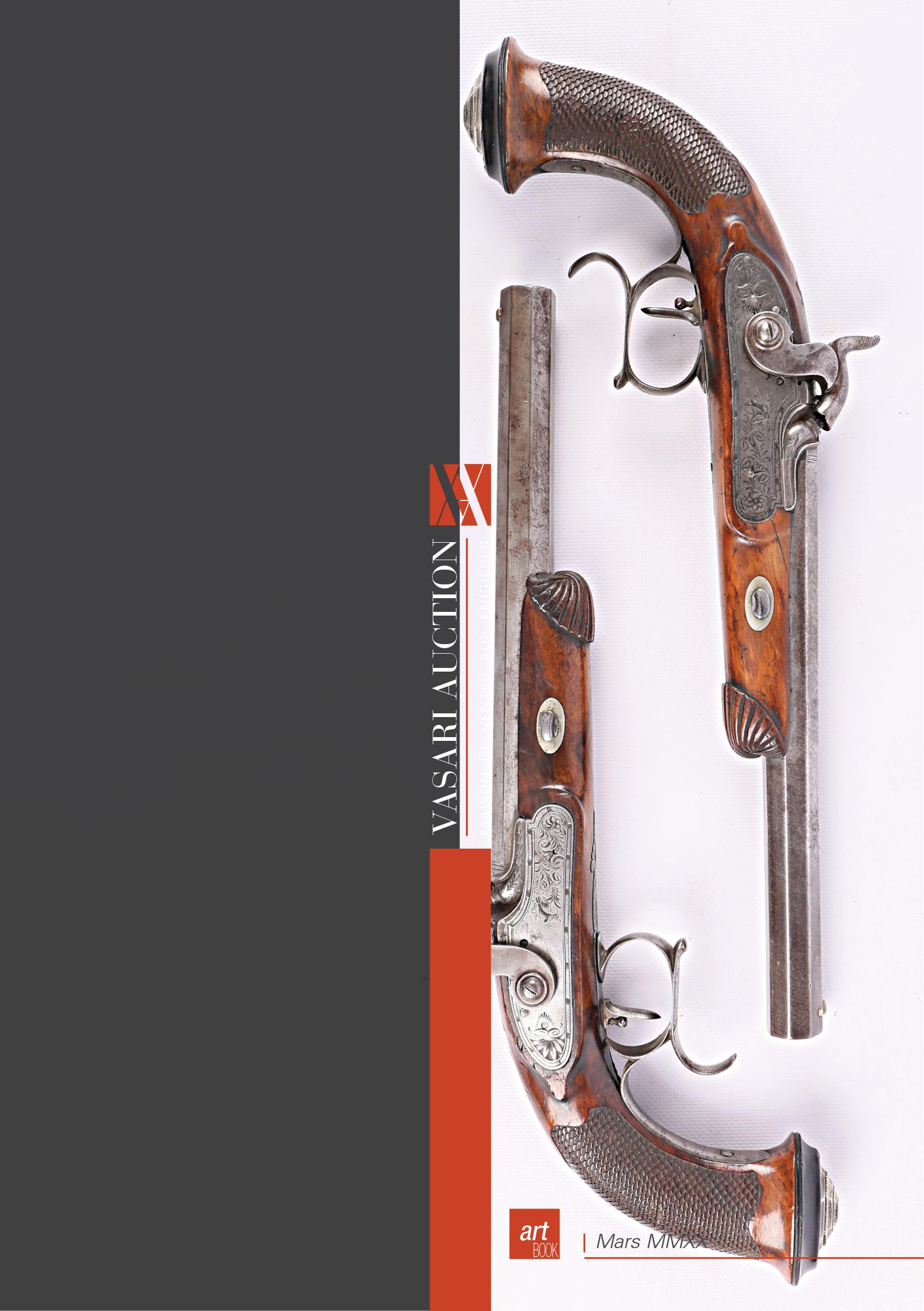 Vente Armes, Militaria, Décorations by Vasari Auction chez Vasari Auction : 308 lots