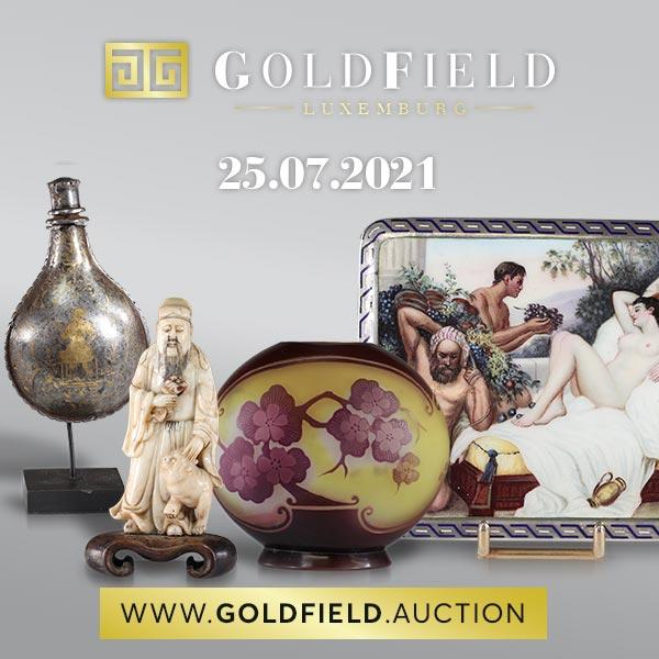 Vente Une vie, une collection : objets de charme et de vitrines chez Goldfield : 530 lots