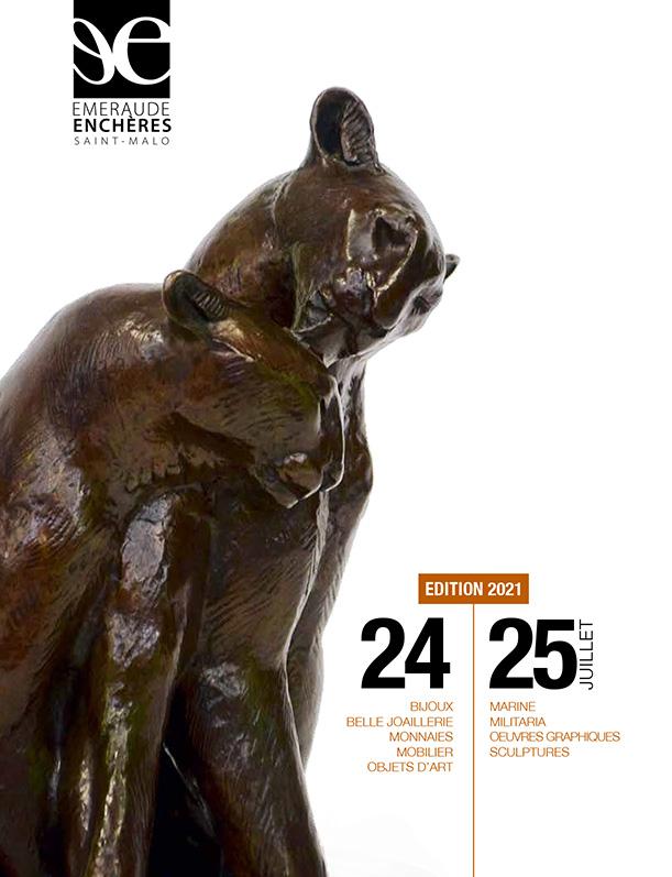 Vente Belle Vente d'Été - Partie II chez Emeraude Enchères : 443 lots