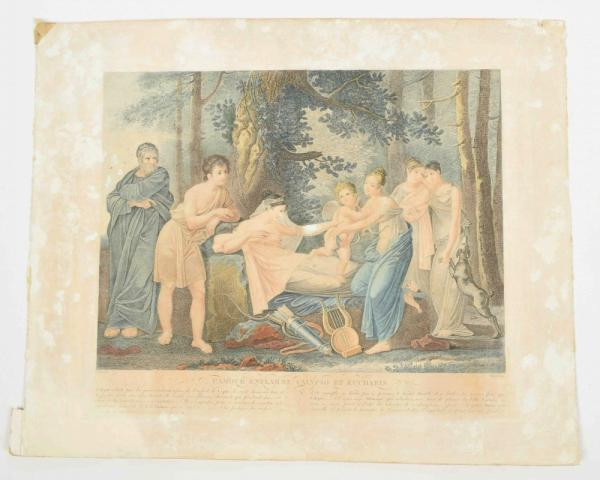 [Graphic arts, paintings & drawings 16th-19th century] Very large lot of more than [...]
