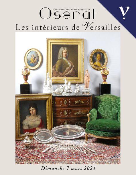 Vente Les Intérieurs de Versailles (Versailles) chez Osenat : 376 lots