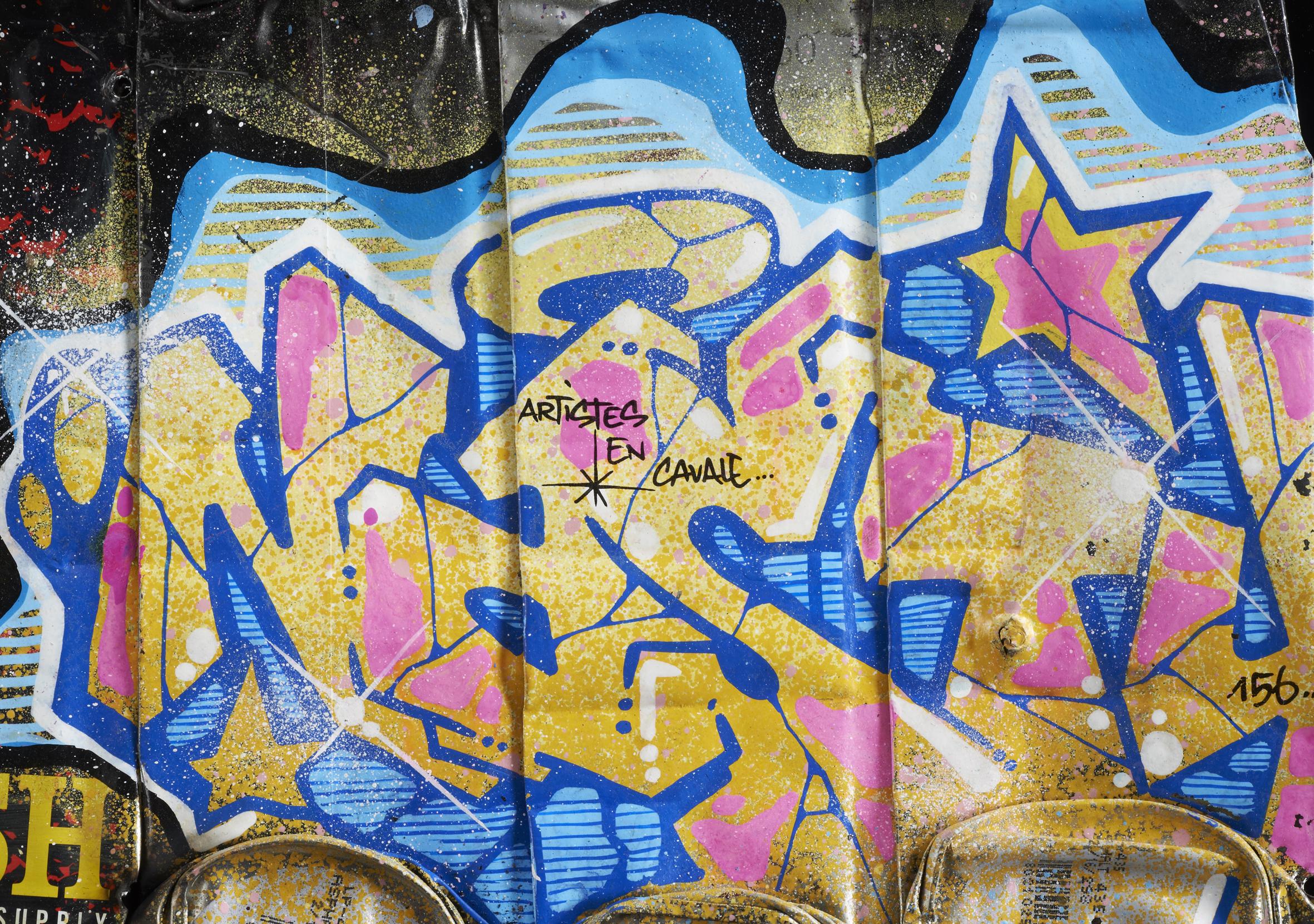 Vente Urban Art chez Hugues Taquet : 130 lots