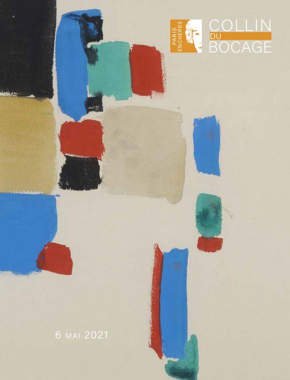 Vente Collection Pierre Lecuire & Mila Gagarine Vol. II chez Collin du Bocage : 201 lots