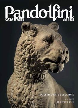 Vente Sculptures et Objets d'Art (Firenze) chez Pandolfini Casa d'Aste : 164 lots
