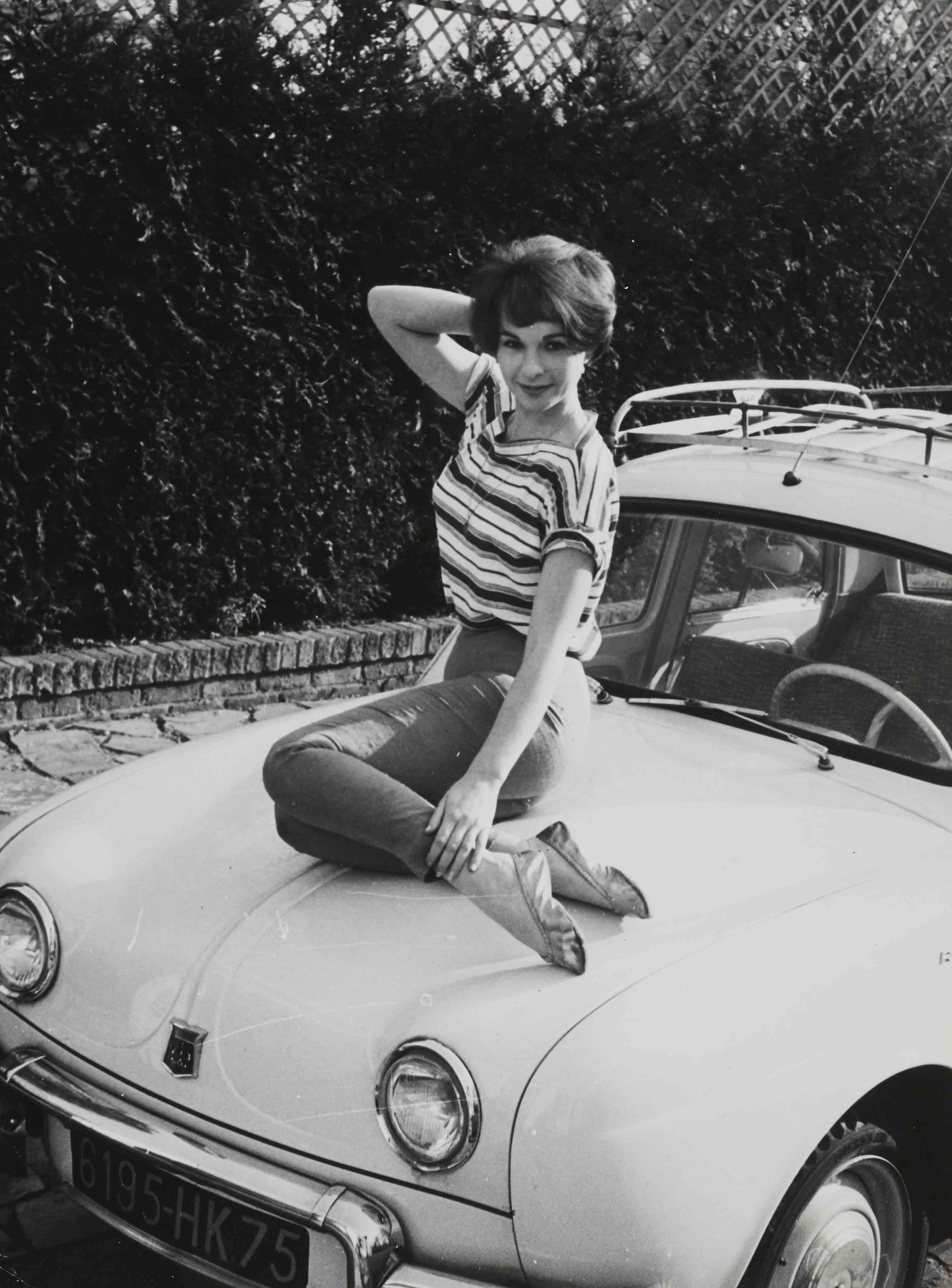 Francoise Arnoul Nude Photos 28