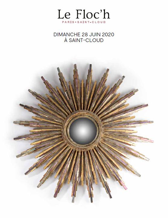 Vente Design, art moderne & contemporain chez Guillaume Le Floc'h : 308 lots