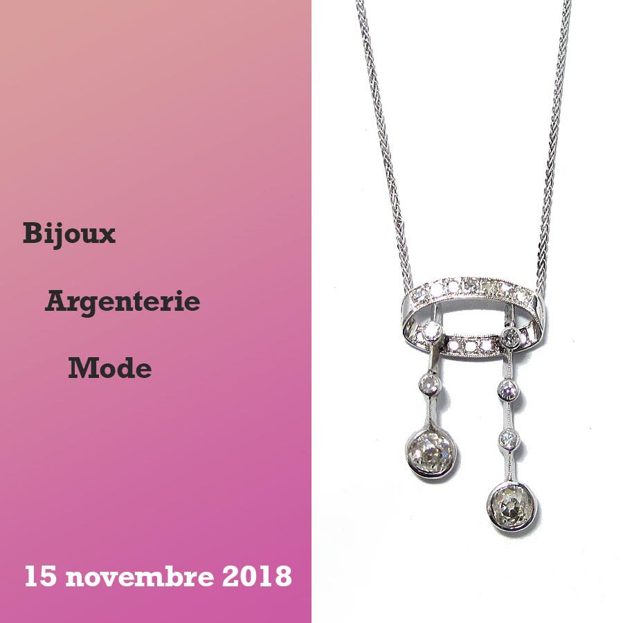 Vente Bijoux, Montres, Argenterie chez ARCANE ENCHERES : 352 lots