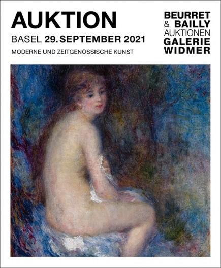 Vente Art Moderne et Contemporain chez Beurret Bailly Widmer Auktionen AG : 282 lots