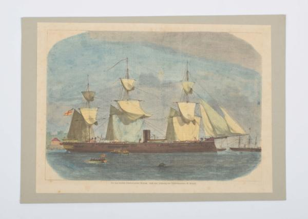 [Graphic arts, paintings & drawings 16th-19th century] [Maritime/ militaria] Lot with [...]