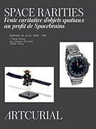 Vente Space Rarities Auction - Vente Caritative chez Artcurial : 16 lots