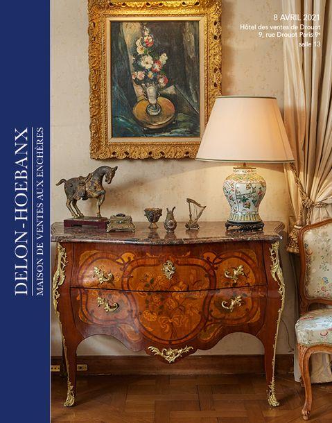 Vente Succession de Madame B. provenant d'un Appartement de Neuilly-sur-Seine chez Delon-Hoebanx : 181 lots