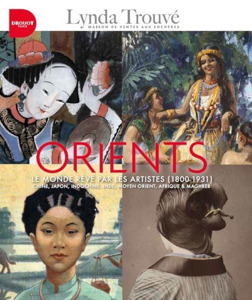 Vente Orients chez Lynda Trouvé OVV : 384 lots