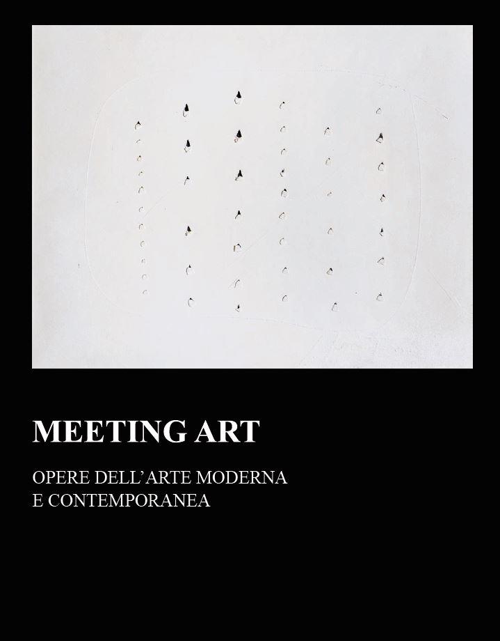Vente Art Moderne et Contemporain chez Casa delle Aste Meeting Art s.p.a. : 100 lots