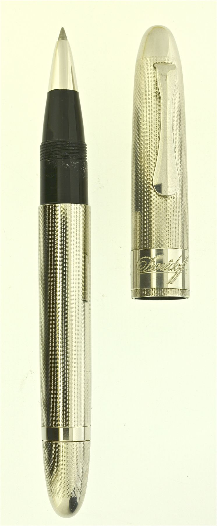 Michel Audiard Sculpteur Stylo catalogue de la vente stylomania à artcurial - fin de la