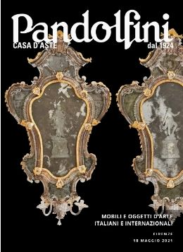 Vente Mobilier et Objets d'Art Italiens (Firenze) chez Pandolfini Casa d'Aste : 143 lots