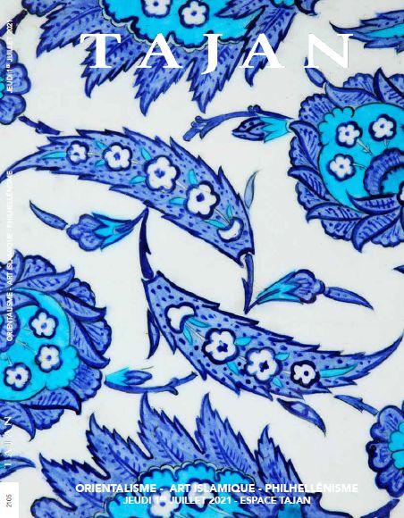 Vente Arts d'Orient chez Tajan : 323 lots