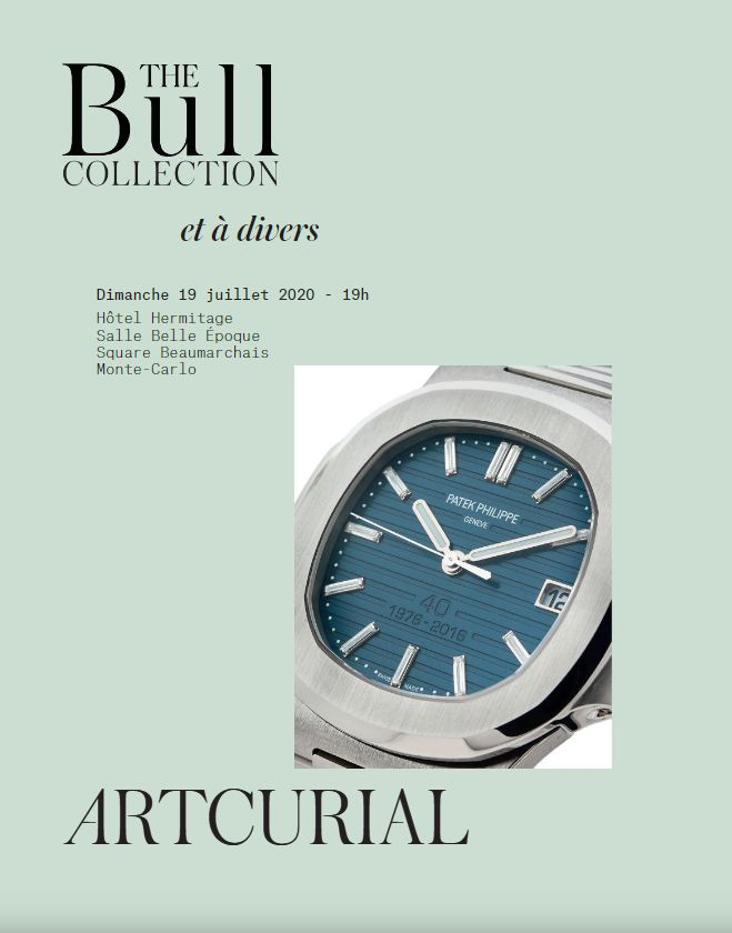 Vente The Bull Collection (Monaco) chez Artcurial : 86 lots