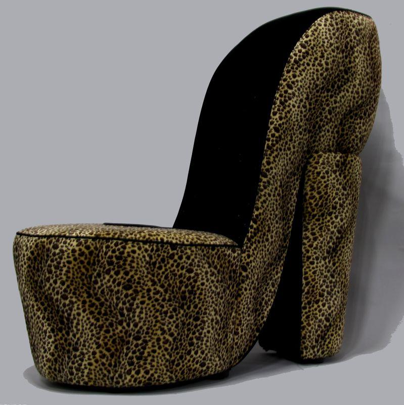Forme En De À AiguilleDesign Calvez Fauteuil Chaussure Le Talon Y7fbv6gy