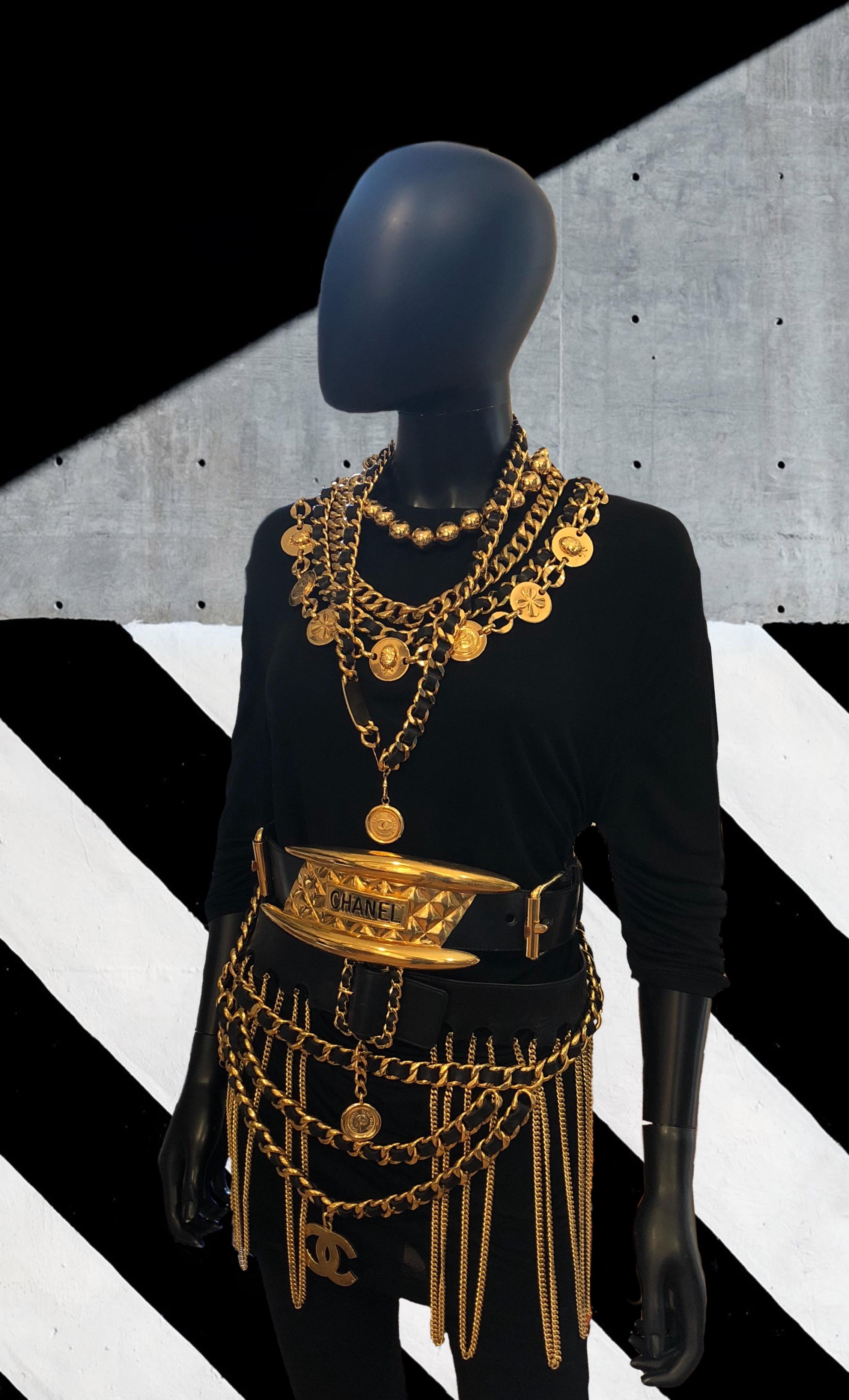 Vente Chanel et Mode Vintage chez Shine a Lot : 75 lots