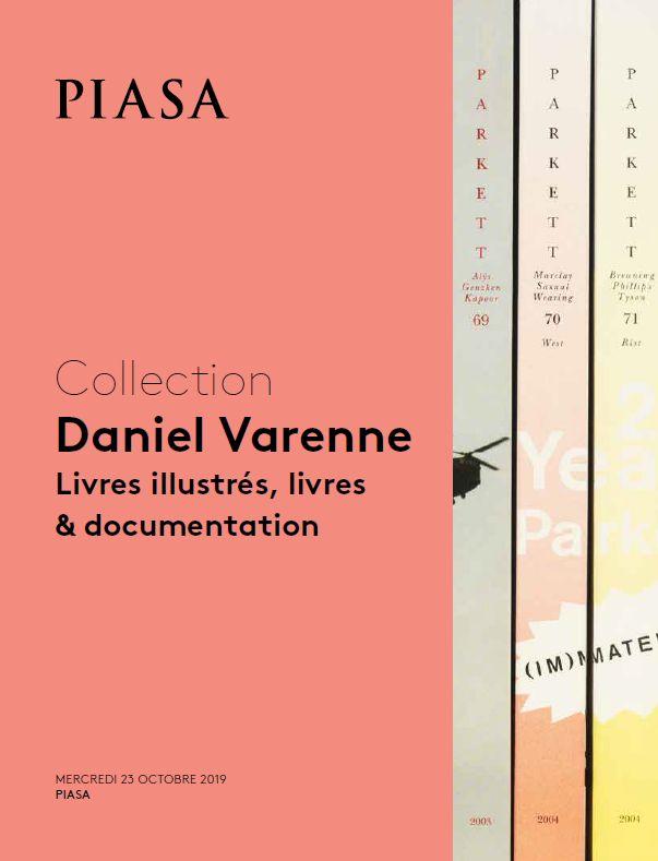 Vente Collection Daniel Varenne, Livres illustrés, Livres et Documentation chez Piasa : 337 lots