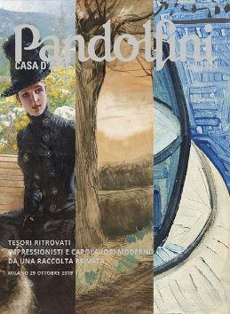 Vente Trésors redécouverts des Chefs-d'œuvre Impressionnistes et Modernes d'une Collection Privée (Milano) chez Pandolfini Casa d'Aste : 55 lots
