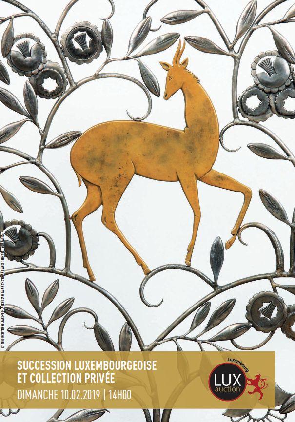 Vente Bijoux - Art Contemporain et Décoratif du XXe - Art Africain chez Lux-Auction : 319 lots