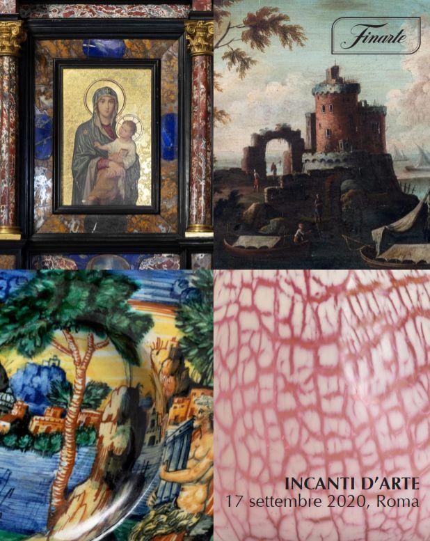 Vente Les Charmes de l'Art chez Finarte Auctions S.r.l. : 251 lots